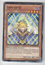 YU-GI-OH Lady of D. Dragon englisch Common GAOV Herrin der Drachen