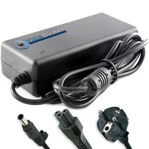 Alimentation chargeur pour portable SAMSUNG NP780Z5E-S02UB 90W