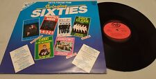 HITS FROM THE SWINGING SIXTIES V/A GF DOUBLE LP HOLLIES DAVE CLARK FIVE SHADOWS