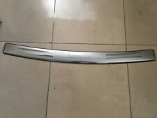 Outer Rear Bumper Protector sill plate cover for Hyundai Santa fe 2010-2012
