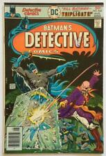 Batman Detective Comics #462. DC 1976 Bronze Age FN minus condition.