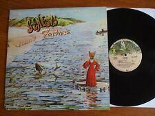 VINYL LP 33T GENESIS FOXTROT USA 1972 PETER GABRIEL PHIL COLLINS PROG ROCK EX