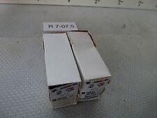 2 Stück Telemecanique XB4 BD21 Nr. 088707 Knebelschalter unbenutzt in OVP