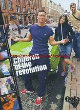 "Gola ""Children Of The Revolution Clothing 2001 Magazine Advert #1507"