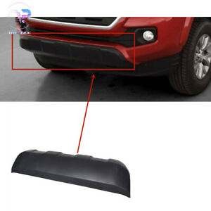 FOR Toyota Tacoma 2016-2020 Black Front Lower Bumper Valance Panel Skid Plate