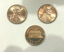 1995 P/&D Lincoln Cent Brilliant Uncirculated Gems