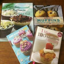 THE CAKE BOOK Jamie Oliver's Food Tube.CUPCAKES MUFFINS AND BAKED GOODS.Baking