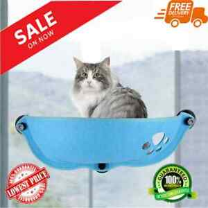Pet Cat Beds Sunny Window Lounger Suction Cats House shelf Comfortable Warm