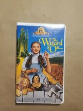 New listing Lot of 3 Vhs Movies The Wizard of Oz, Peter Pan 45th Gold, Alice in Wonderland