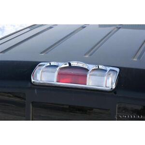 PUTCO 401808 - Chrome 3rd Third Brake Light Cover for Ford F150 2004-2008