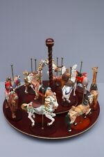 Franklin Mint Treasury of Carousel Art