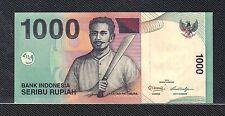 SI 8 INDONESIA 1000 RUPIAH BANKNOTE UNC 2013