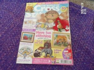 The World of Cross Stitching Magazine Issue 109 April 2006