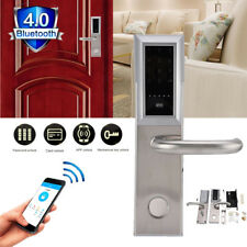 Digital Deadbolt Touch Password Keyless Bluetooth Door Lock Remote Home Security