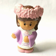 Fisher-Price Little People Maid Marian Princess Mia Figure Baby Girl Toy Doll