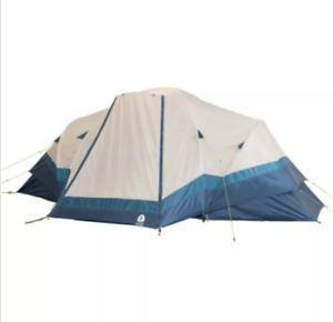 NEW Sierra Designs  Aspen Meadow 8-Person Dome Tent 15 Min Set Up