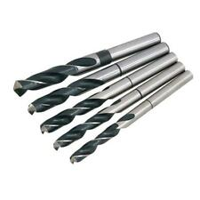 Drill Bit Set - 5pc HSS with Reduced Shank - Sizes 10mm, 11mm, 12mm, 13mm, 15mm
