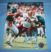 Washington Redskins Dexter Manley Signed Autographed 8x10 Photo A