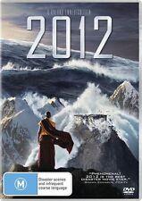 2012 (JOHN CUSACK/DIR: ROLAND EMMERICH)  - DVD - BRAND NEW!!! SEALED!!!