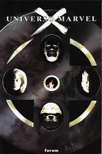 UNIVERSO MARVEL X. Colección completa de 6 números