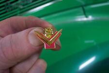 1954 1955 1956 Ford NEW Gold V8 Emblem on Dash 54 55 56