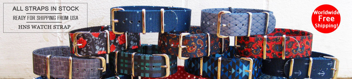 HNS FASHION WATCH STRAP