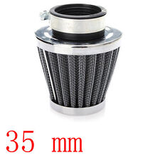 35MM For Motorcycle Power ATV Scooter Cone Race Air Filter Replacement Sales