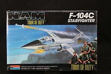 YG008 MONOGRAM 1/48 maquette avion 5455 F-104C Starfighter NAM Tour of Duty
