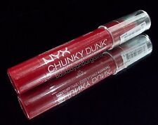 NYX CHUNKY DUNK JUMBO HYDRATING LIPPIE PENCIL MAKEUP 3g #CDHL10 CHERRY SMASH