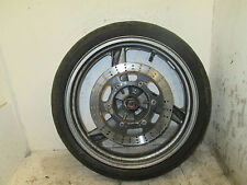 KAWASAKI ER 5 500CC 1998 FRONT WHEEL RIM WITH TYRE AND DISC (47B)