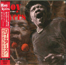 ROY AYERS-KING OF THE VIBES-JAPAN MINI LP CD F56