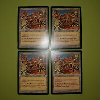 Mogg Hollows x4 Tempest 4x Playset Magic the Gathering MTG