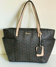 NEW! GUESS MARCIANO DREAMVILLE COLLECTION SATCHEL SHOPPER TOTE BAG PURSE SALE