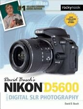 David Busch's Nikon D5600 Guide to Digital Slr Photography by David D Busch: New
