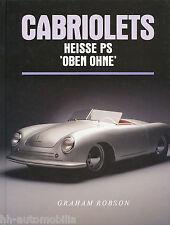 Auto-Buch: Cabriolets - Heisse PS ... 1988 Sportwagen Convertibles cars