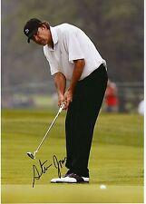 Steve Jones - Signed 12x8 Photograph - Golf