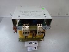 Siemens 4av3100-2ab Transformateur PREMIER 3x400vac 2A, seconde 24VDC/15A