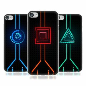 OFFICIAL ALYN SPILLER NEON GEL CASE FOR APPLE iPOD TOUCH MP3
