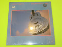 DIRE STRAITS - BROTHER IN ARMS LP IN SHRINK W/ HYPE STICKER EX RL MASTERDISK