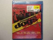 Reservoir Dogs 15th Anniversary Blu-Ray New sealed