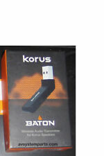 Korus  Baton Wireless USB Audio Transmitter iPhone PC & Mac