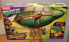 Blimp high flyinTeenage Mutant Ninja Turtles playmates TMNT vehicle dirigibile