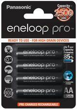 8x Eneloop Pro BK-3HCCE Akku AA LR06 MN1500 Mignon 1,2 V Stilo R6 AM3 E912450