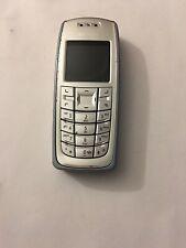 Nokia Classic 3120 Silver Cellular Phone (Cingular / AT&T) GSM Bar Phone, see ph