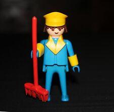 U2109 PLAYMOBIL Façade Bleue Rideaux Entrée des Artistes 3510 CIRQUE