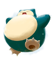 Ultra Pokemon Sun and Moon Tokyo DX: Sunny Day Snorlax Event
