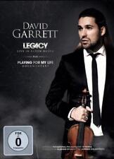 David Garrett Legacy - Live In Baden Baden (Ltd.Deluxe Edt.) DVD