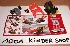 KINDER SD 12 SD012 SPRINTY AUTO + BPZ