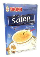 4 x 130g Basak Türkischer Salep Sahlep Teegetränk