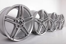 4x 17 Zoll Alufelge Mercedes E-Klasse W212 W213 R1ES 238 Coupe Cabrio M10 MG